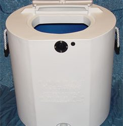 Keep Alive KA30461WB 30 Gallon With KA500 KeepAlive Oxygen Infusor