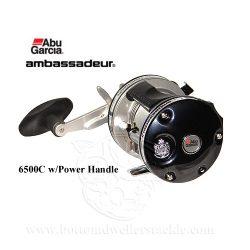 Abu Garcia 6000eb Reel Electric Blue