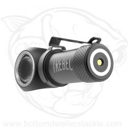 Nebo REBEL Rechargeable 600 Lumen LED Headlamp and Task Light