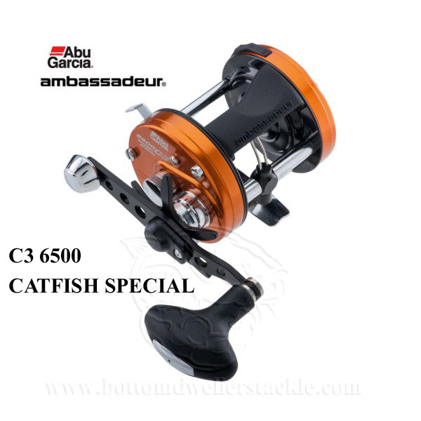 Abu Garcia C3 6500 Catfish Special