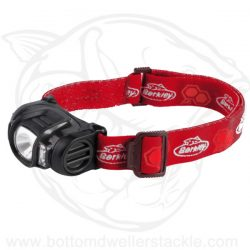 Berkley Angler's Head Lamp with White, Red, UV LED's