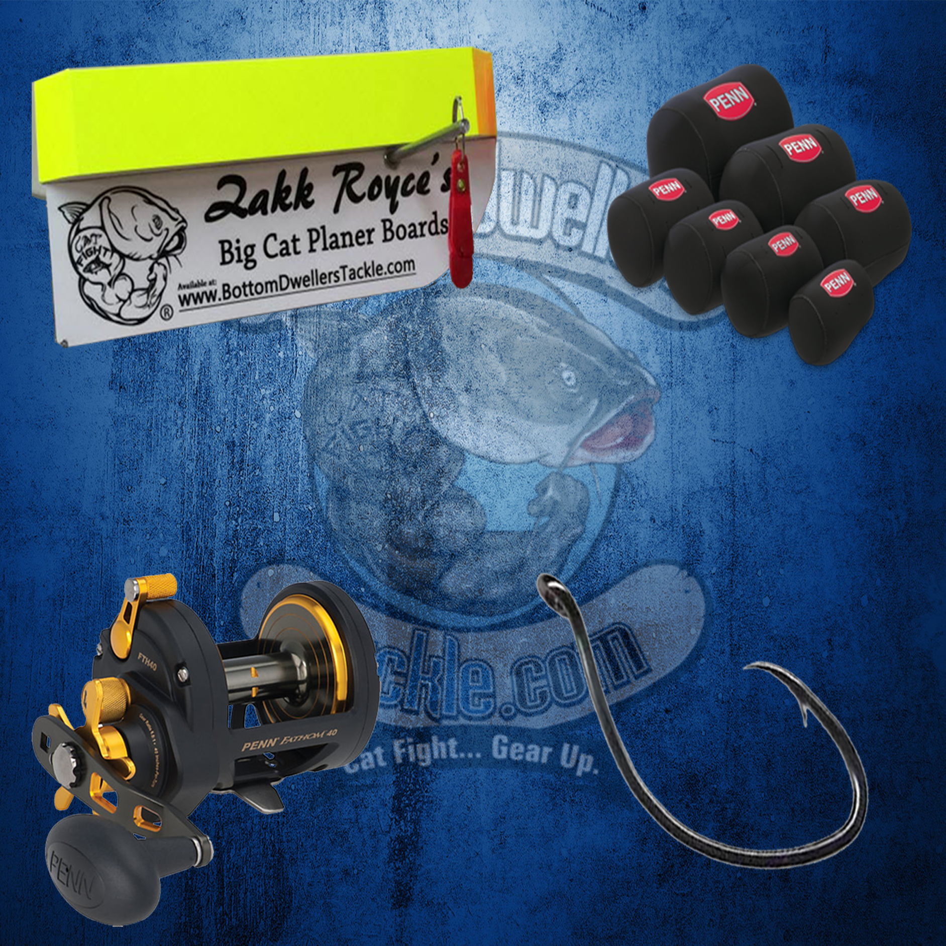 Catfish Tackle Shop The Best Trophy Catfish Gear For Less Bottom