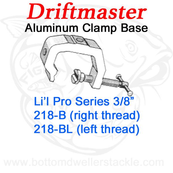 "Driftmaster 211B Base Plate Pour 3//8/"" Lil Pro Support De Tige 6337"