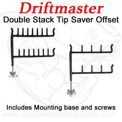 Driftmaster 2160 Double Stack Tip Saver Rod Storage Offset