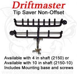 Driftmaster 2150 or 2150-10 Tip Saver Rod Storage non-offset