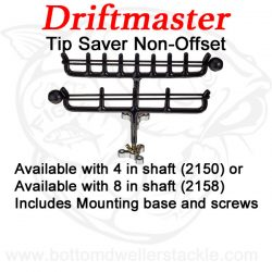 Driftmaster 2150 or 2158 Tip Saver Rod Storage non-offset