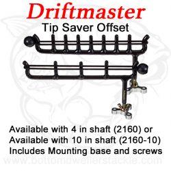 Driftmaster 2160 or 2160-10 Tip Saver Rod Storage offset