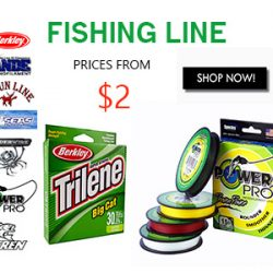 Fishing Line and Leaders