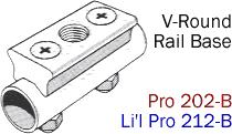 Driftmaster Li'l Pro 212-b or 212-BL V-Round Base