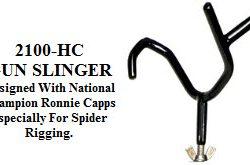 Driftmaster Li'l Pro 2100-H Gun Slinger Rod Holder