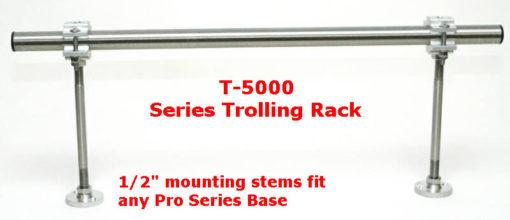 driftmaster rod holders series trolling rack