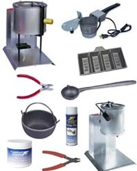 Sinker Making Tools & Accessories