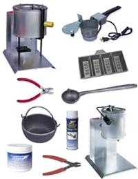 Sinker Making Tools & Accessories