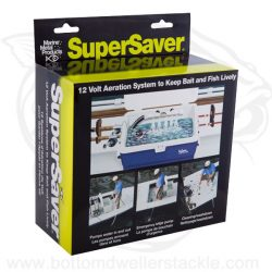 Marine Metal Super Saver Livewell Kit SS-212