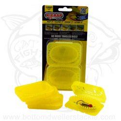 RIGRAP Fishing Rig Storage - Yellow
