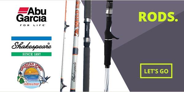catfishing rods