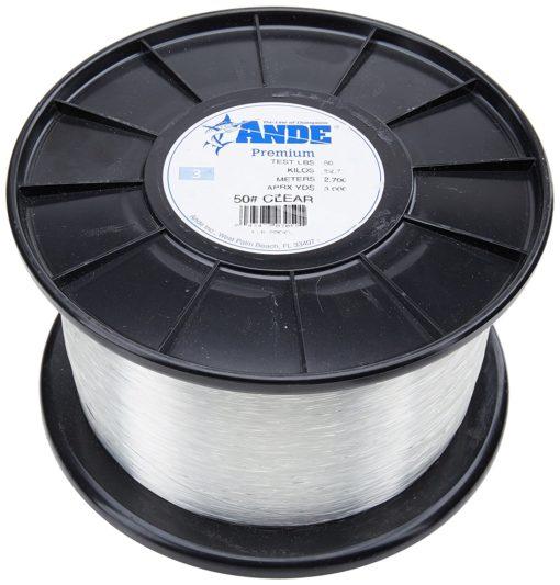 ANDE Premium Clear 1 lb spools