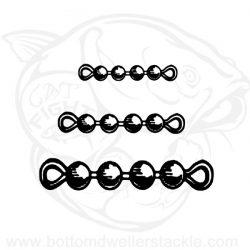 Do-It Molds Ball Chain Swivels, B-Chain Swivels