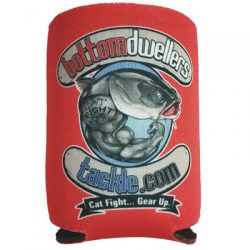 Bottom Dwellers Tackle Drink Koozie