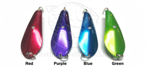 Foley Spoon Color Guide