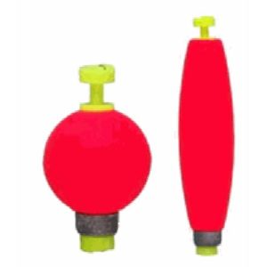 Comal Weighted Snap On Floats