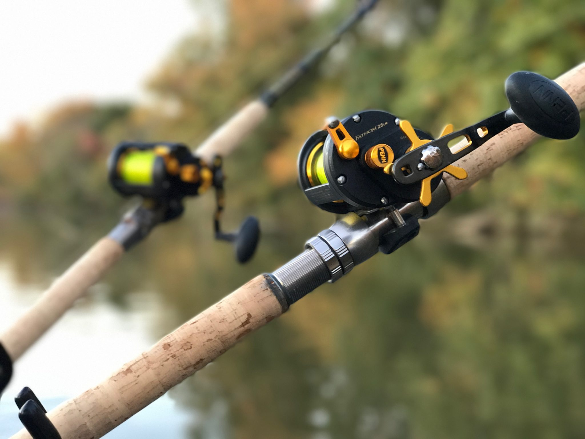 Fishing page 2 of 6 bottom dwellers tackle for Bottom fishing rods