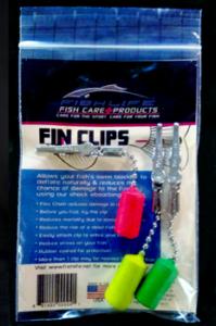 Fish Life Fin Clips - 3 pk.