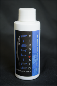 Fish Life First Aid Treatment - 2oz bottle