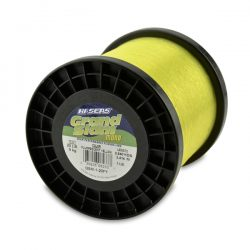 Hi-Seas Grand Slam Monofilament Fishing Line Hi-Vis Yellow - 1 Pound