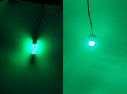 keep alive ka402 green fishing light - bottom dwellers tackle, Reel Combo