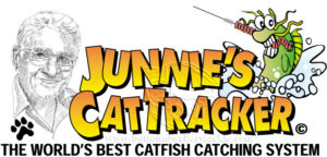 junnies_cat_tracker_logo bottom dwellers tackle Bottom Dwellers Tackle junnies cat tracker logo