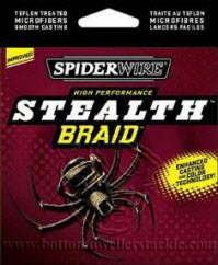 Spiderwire® Stealth™ - Stealth Hi-Vis Yellow Braid