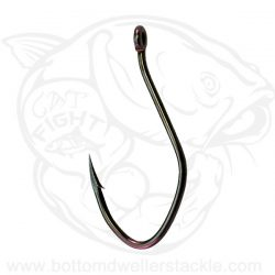 team_catfish_super_j_hook_black_nickel_finish_tc91